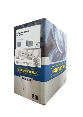 Ravenol Turbo plus SHPD 15W-40 ecobox