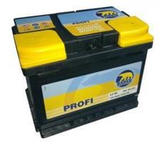 BAREN 7902071 PROFI_аккумуляторная батарея! 19.5/17.9 евро 45Ah 420A 242/175/175\\