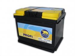 BAREN 7902074 PROFI_аккумуляторная батарея! 19.5/17.9 евро 55Ah R 480A 242/175/190\\