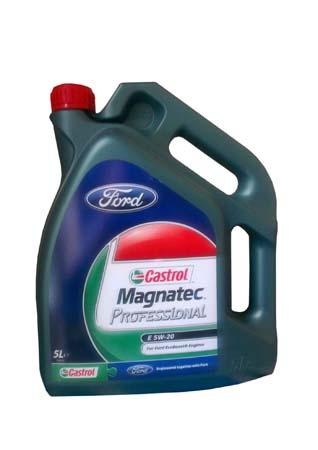Моторное масло CASTROL Magnatec Professional E, 5W-20, 5л, 151A95