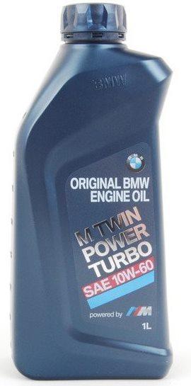 Моторное масло BMW M Twin Power Turbo, 10W-60, 1л, 83 21 2 365 924