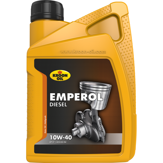 Масло моторное Emperol Diesel 10W-40, 1 л, 34468