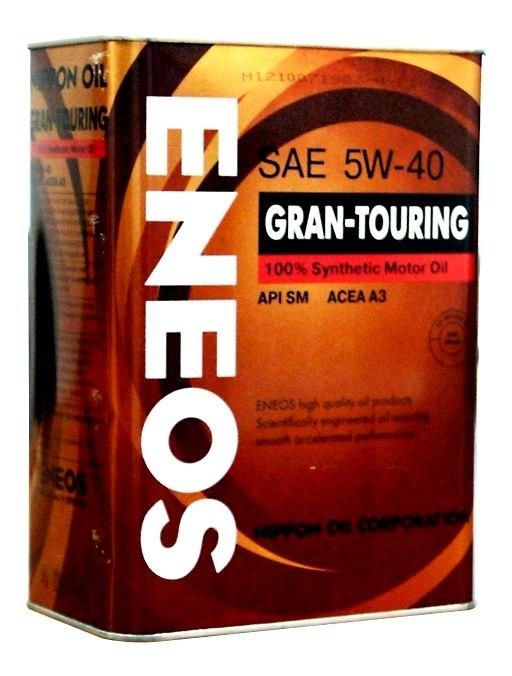 Моторное масло ENEOS Gran Touring SM, 5W-40, 0.946л, OIL4069