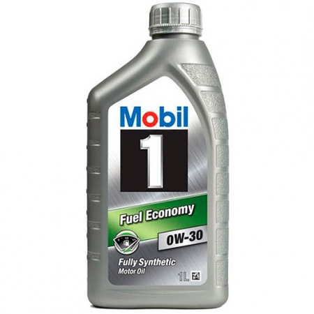 Моторное масло Mobil 1, 0W-30, 1л